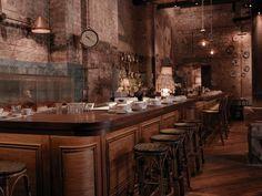 Mr Wong Downstairs Bar- The Society inc. by Sibella Court