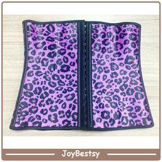 Womens Leopard Unterbrust Latex Body Shapewar Taille Cincher
