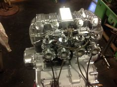 Honda 750 Honda 750, Motorcycle Engine, Small Cars, Espresso Machine, Building A House, Coffee Maker, Kitchen Appliances, Motorcycles, Espresso Coffee Machine