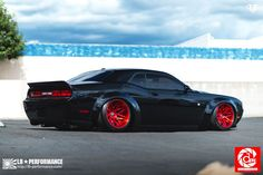 LB☆WORKS DODGE Challenger