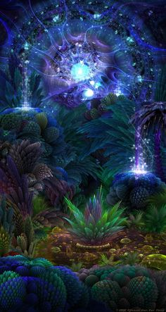 FRACTAL Watch Your Step by ~PeterPan81