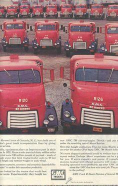1953 GMC COE Sleeper Cab Truck   Flickr - Photo Sharing!
