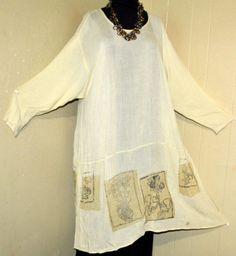 Lovely rayon Visual Professional dress