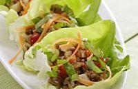 Korean-Style Steak & Lettuce Wraps