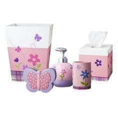 Circo® Happy Flower Bath Coordinates