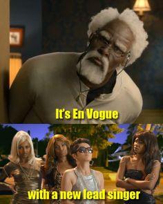 It's En Vogue...