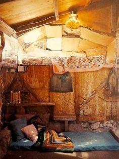 Artist's Handmade Houses