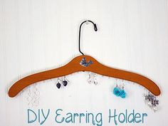 Creative Earring Holder