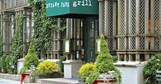 Lunch at Bryant Park Grill