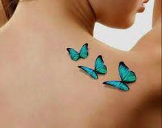 Résultats de recherche d'images pour « 3D butterfly tattoo » More