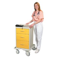 Infection Prevention Carts from PilgrimMedical.com help hospitals meet compliance goals