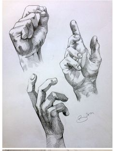 Hand anatomy, anatomy art, anatomy drawing, how to draw muscles, how to . Hand Pencil Drawing, Hand Drawing Reference, Body Drawing, Pencil Art Drawings, Art Drawings Sketches, Life Drawing, Drawing Faces, Painting & Drawing, Charcoal Drawings