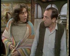 Rising Damp: Season 1, Episode 0 The Lodgers (2 Sep. 1974) Richard Beckinsale, Leonard Rossiter Richard Beckinsale, Leonard Rossiter, Rising Damp, Season 1, Nostalgia, Cinema, British, Tv, Classic