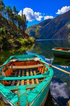 Boat Ride - Peru