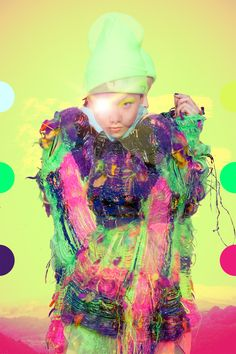 London-based knitwear designer, Jylle Navarro experiments with unusual materials to bring forth her other worldly aesthetic. Jylle's eccentrically technicolour approach to fashion has caught the eyes of rave-goers and celebrities alike. Her whimsical knits are bold and remind us of the importance of having a sense of humour in an otherwise stuffy industry. We had […]
