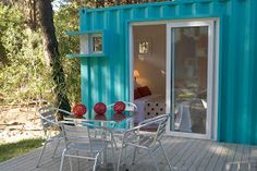 Shipping Container Homes: Alterra, Beach Holiday, Shipping Container home, Argentina