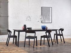 TON Merano -tuoli. Useita värejä. Forme