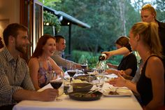 Dine with family and friends at Spicers Tamarind Retreat