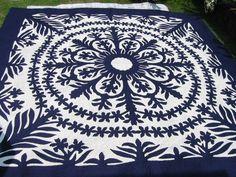 Hawaiian Quilts | An American Housewife