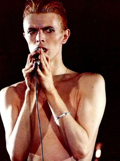 David Bowie....oh..that man...
