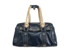 #BALLY Hand bag Patent Navy (BF100809). All of #eLADY's items are inspected carefully by expert authenticators who have years of experience. For more pre-owned luxury brand items, visit http://global.elady.com