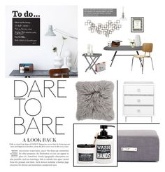 """CONFISCATION"" by ironono ❤ liked on Polyvore featuring interior, interiors, interior design, home, home decor, interior decorating, Objekten, Zentique, ferm LIVING and Crate and Barrel"