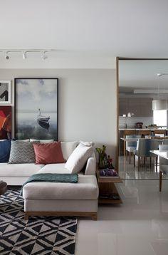 apartamento woa, apartamento beira mar