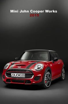 Red Mini Cooper Models, Mini Cooper Sport, New Mini Cooper, Cooper Car, Mini Countryman, Mini Clubman, Mini Coopers, Bmw Wallpapers, John Cooper Works