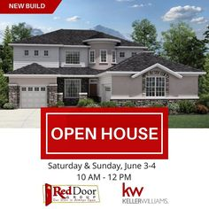 Here's your chance to live in The Enclave at McKay Shores! Final opportunity by Toll Brothers. I'm hosting an OPEN HOUSE TODAY & Sunday 10AM-12PM. Stop by and see this beautiful new build!  Property Details: http://bit.ly/2sBm2Ma (clickable link in profile) Open House Hosted by Randy Fuhs of @thereddoorgroup. Community & Builder: The Enclave at McKay Shores by @tollbrothers