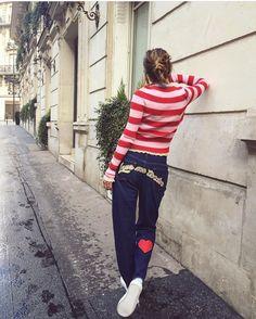Love me Paris.