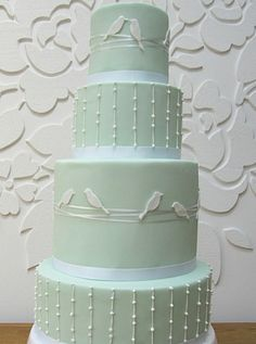 Image detail for -Bird Theme Wedding Cakes | Plan Your Perfect Wedding | The UK's best ...