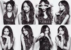 Image result for ashley madekwe black white