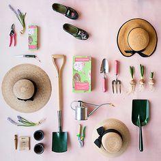 Terrain: Cute Spring Garden animation using products — step stones could be cute to animate Garden Supplies, Garden Tools, Garden Gear, Metal Watering Can, Gardening Gloves, Balcony Gardening, Flower Gardening, Hydroponic Gardening, Email Design