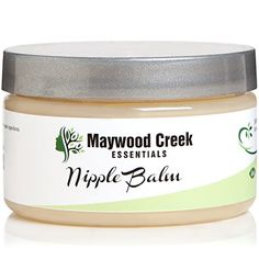 Nipple Balm  Soothing Cream for Irritated Nipples  LARGE 4 OZ  Ideal for Breastfeeding  Nursing Moms  Great New Baby Gift  Natural  Organic Ingredients  Safe for Newborn Babies Infants  Moms ** Click on the image for additional details. (Note:Amazon affiliate link)