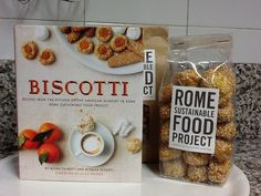 You can buy this during Pasta Book Presentation Saturday, November 23 at AARome with all proceeds going to support the Rome Sustainable Food Project. www.aarome.org