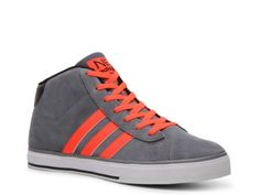 The SE Daily Mid men\u0027s sneaker by adidas�is certain to be the shoe you\u0027ll  reach for every time you want an upscale laid-back look with a little  height.