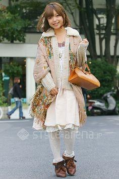Natsuko Ohno para Style Arena