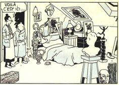 Hergé • Tintin, Herge j'aime