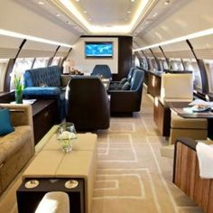 40 Extremely Expensive Things That Are Just For The Rich And Famous #privatejet