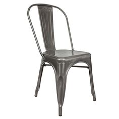 Impress with the classic industrial looks, ergonomic design and sleek modern finishes of the Replica Tolix Dining Chair from Simpel. Home Hardware, Modern Bohemian, Star Fashion, Style Guides, Dining Chairs, House Styles, Interior, Stuff To Buy, Furniture