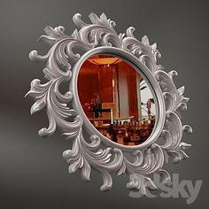 carving04 mirror 3d Mirror, Carving, Furniture, Frames, Models, Home Decor, Check, Mirrors, Templates