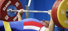 Powerlifting - Paralympics London 2012