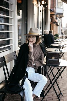The Art Of Being Spontaneous #streetstyle #fashion #ootd