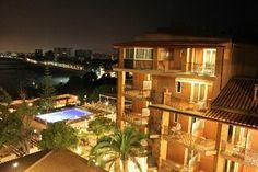 Vistas desde una de las terrazas del Hotel