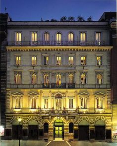 Economic (Cost of staying in the destination): Hotel for a family: Rome Cavalieri, Waldorf Astoria Hotels & Resorts: For 4 nights at the hotel, it will cost £144 per person through Booking.com.