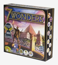 7 Wonders Game $32.94 (save $17.05) + Free Shipping
