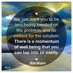 There is a momentum of wellbeing that you can tap into so easily.
