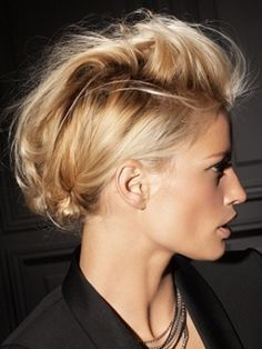 the girly mohawk! love this--can't wait to try this!