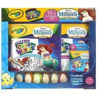 Crayola Color Wonder Activity Set - The Little Mermaid Special Edition