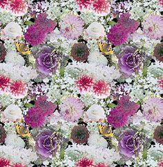 Blommönster av Flora Interiör